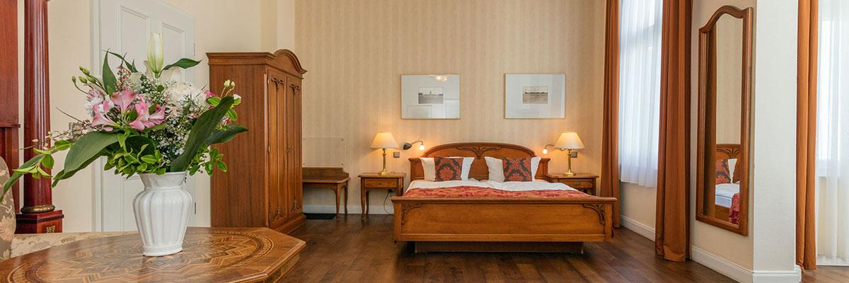 Schöne Träume - Hotelzimmer Binz Rügen